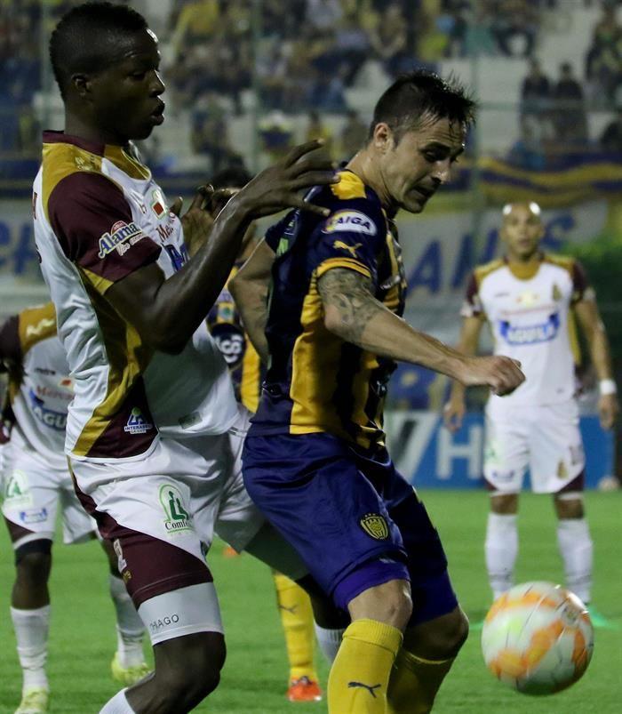Di Vanni fue titular ante el Tolima. Foto: EFE.