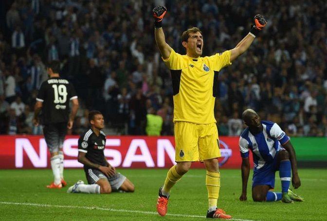 Casillas llega a 1000 partidos como profesional. Foto: Marca.com