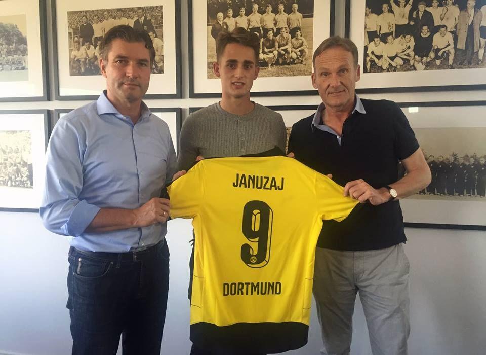 ¿Cuánto mide Adnan Januzaj? - Real height 0007141918
