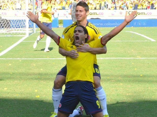 James y Falcao lideran la lista de 23 jugadores para Copa América. Foto:hondurassoccer.com