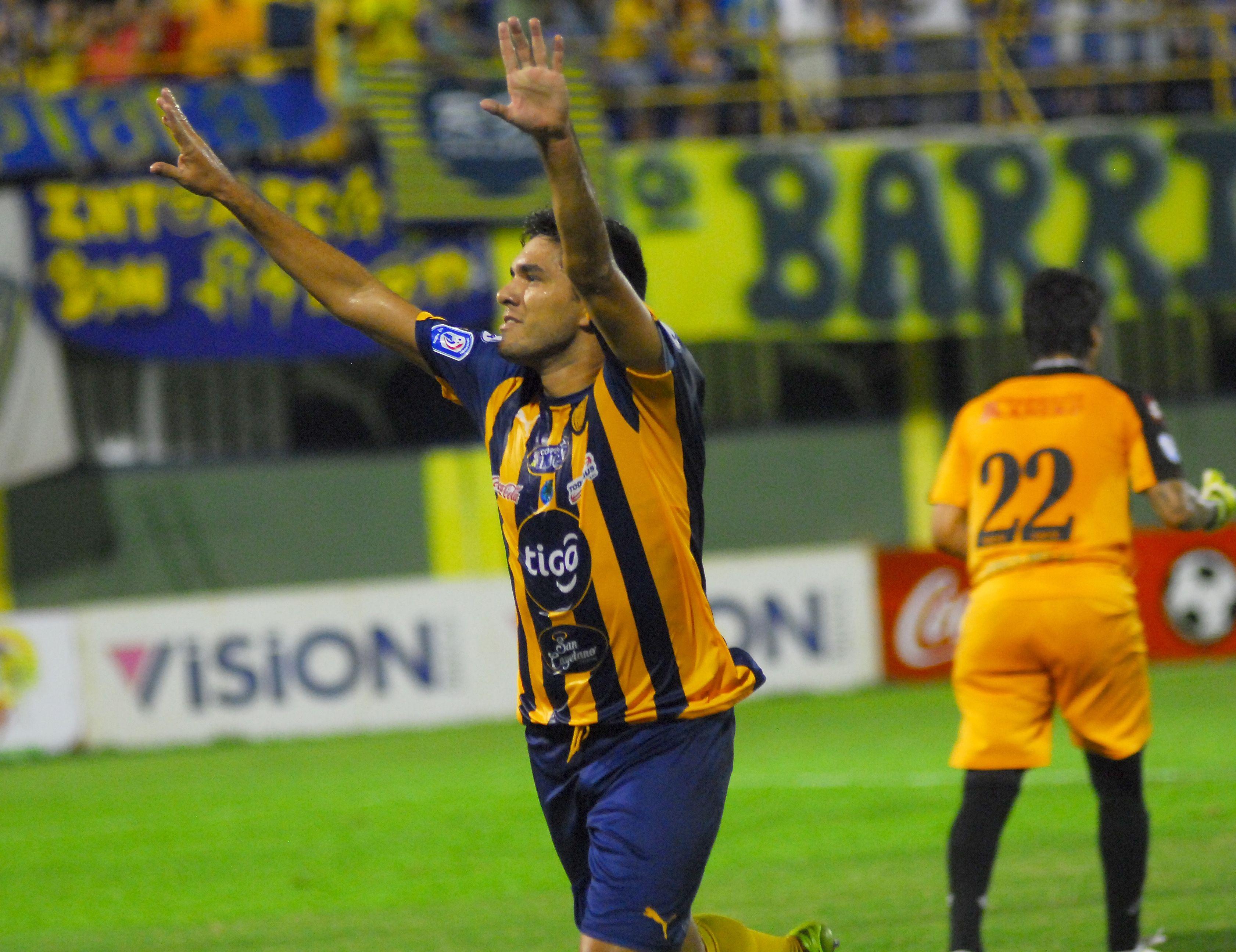 Doblete de Ortega da importante triunfo a Luqueño | Torneo Apertura ...