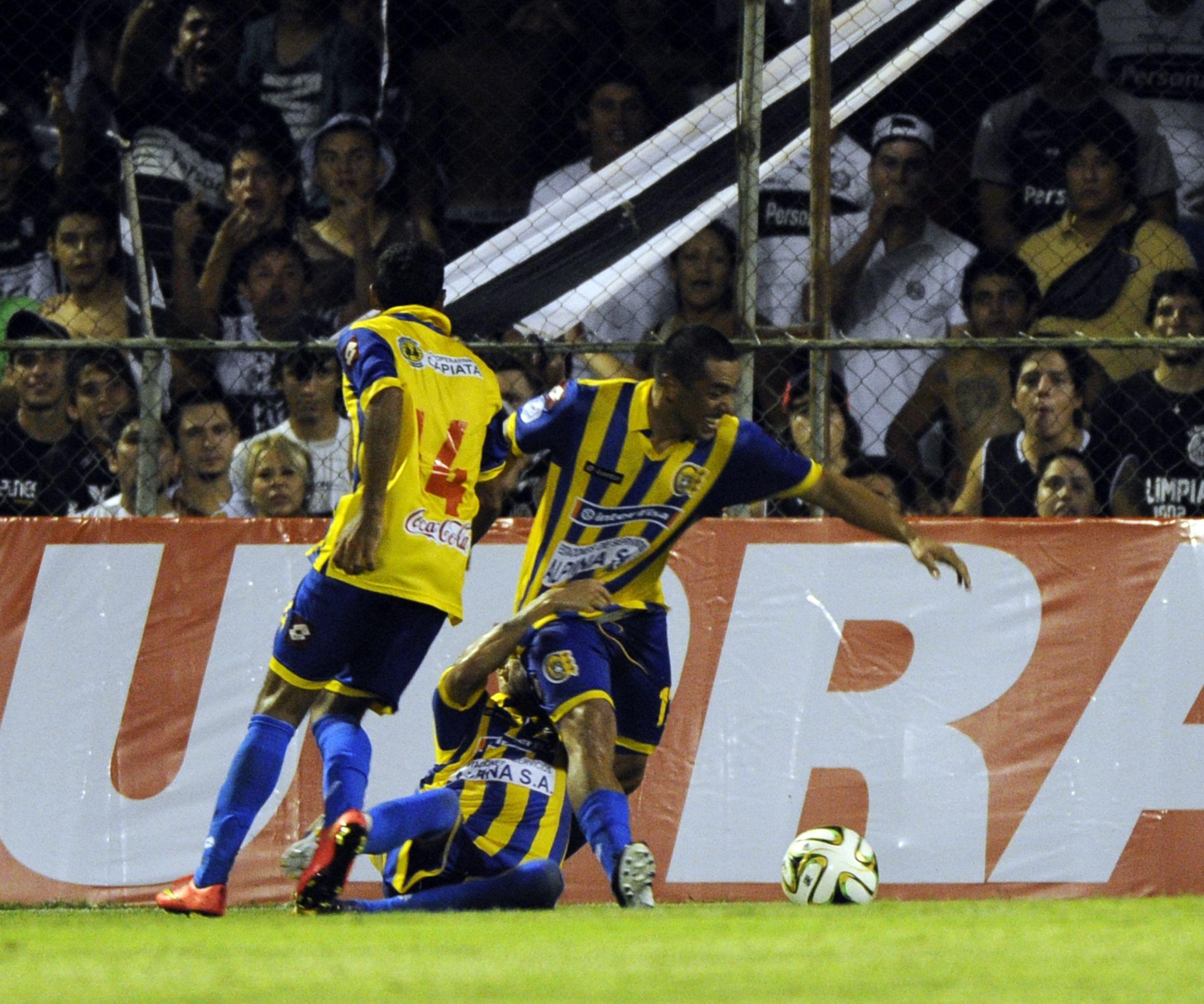 Jorge Achucarro durante un partido con Capiatá. Foto: Archivo - Última Hora