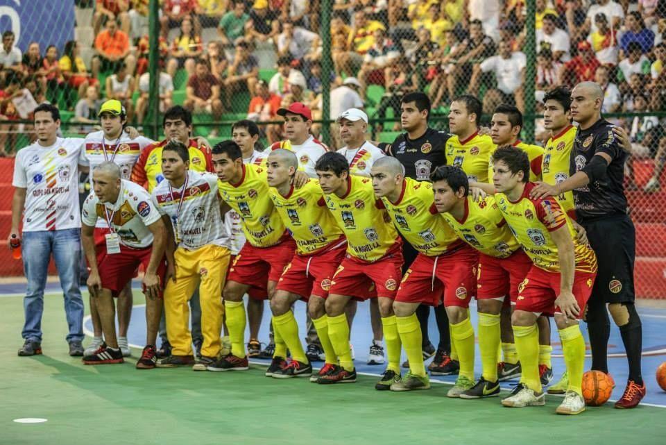 Horqueta avanzó a cuartos de final del Nacional. Foto: Última Hora.