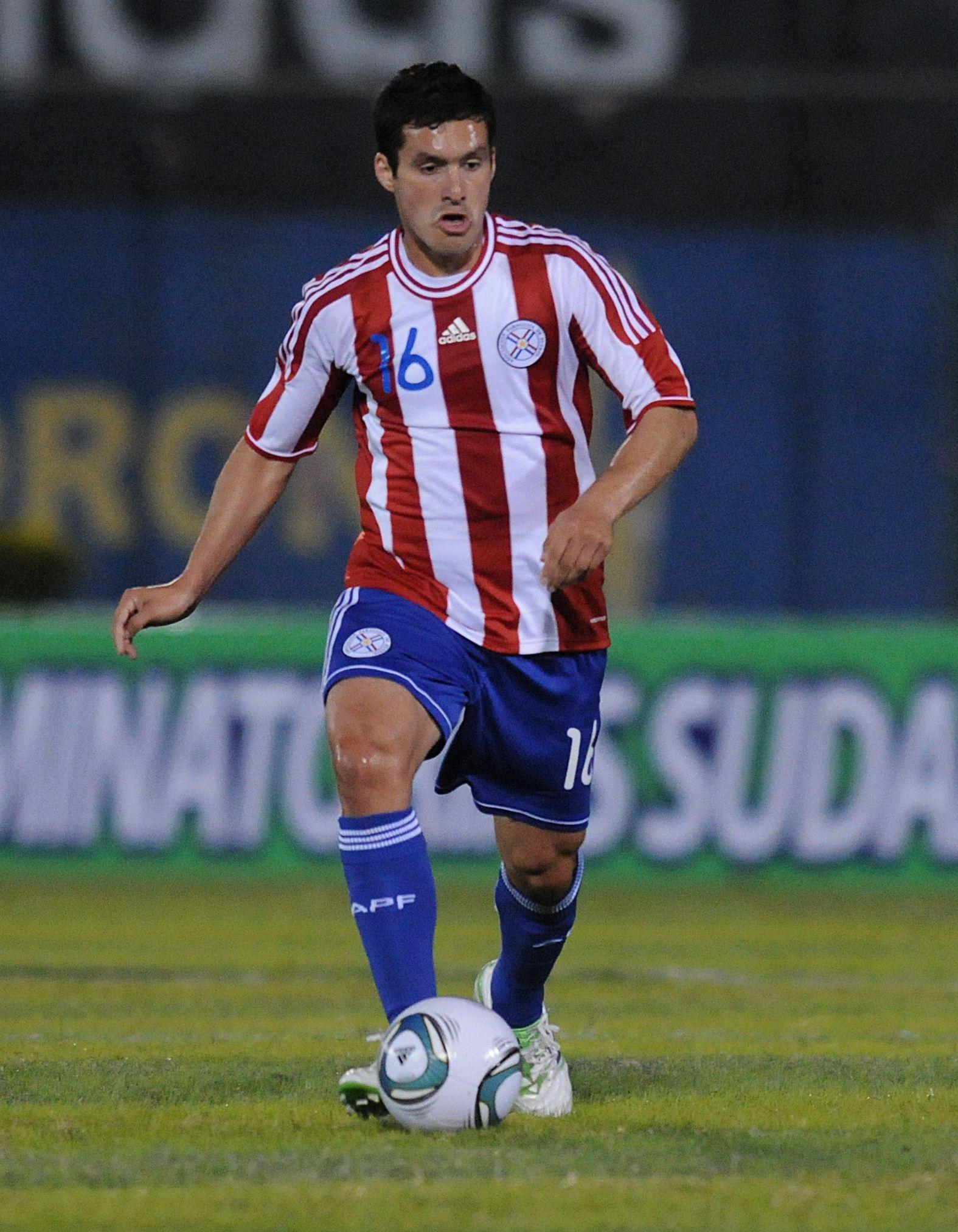 El volante de la Selección Paraguaya jugará en Olimpia. Foto: Última Hora.