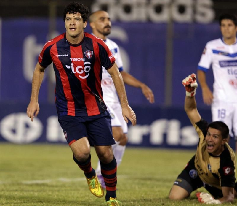 Cerro Porteño ganó con goles de Ortigoza