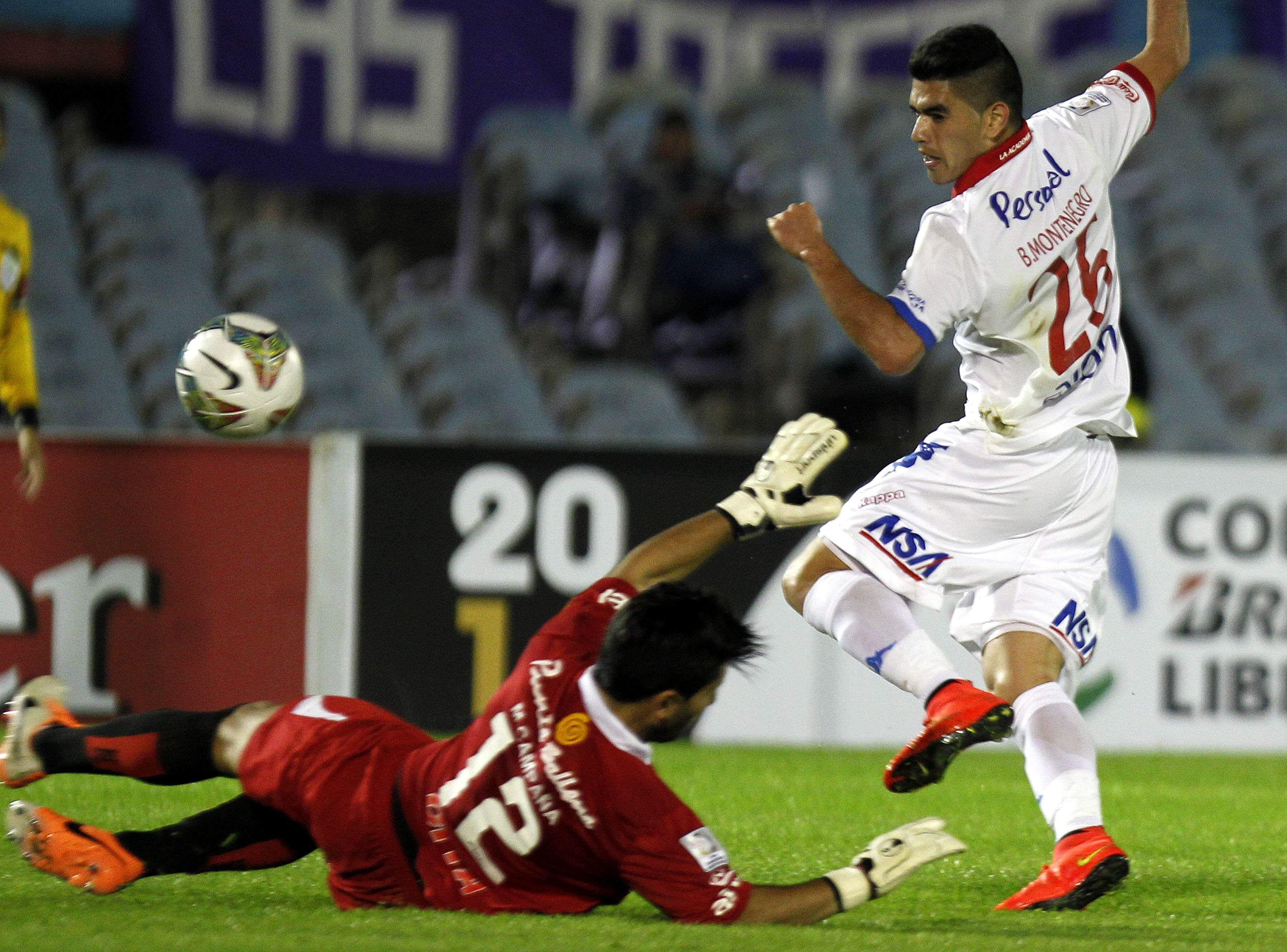 Brian Montenegro jugará en la 2ª División del Fútbol Inglés. Foto: Última Hora.
