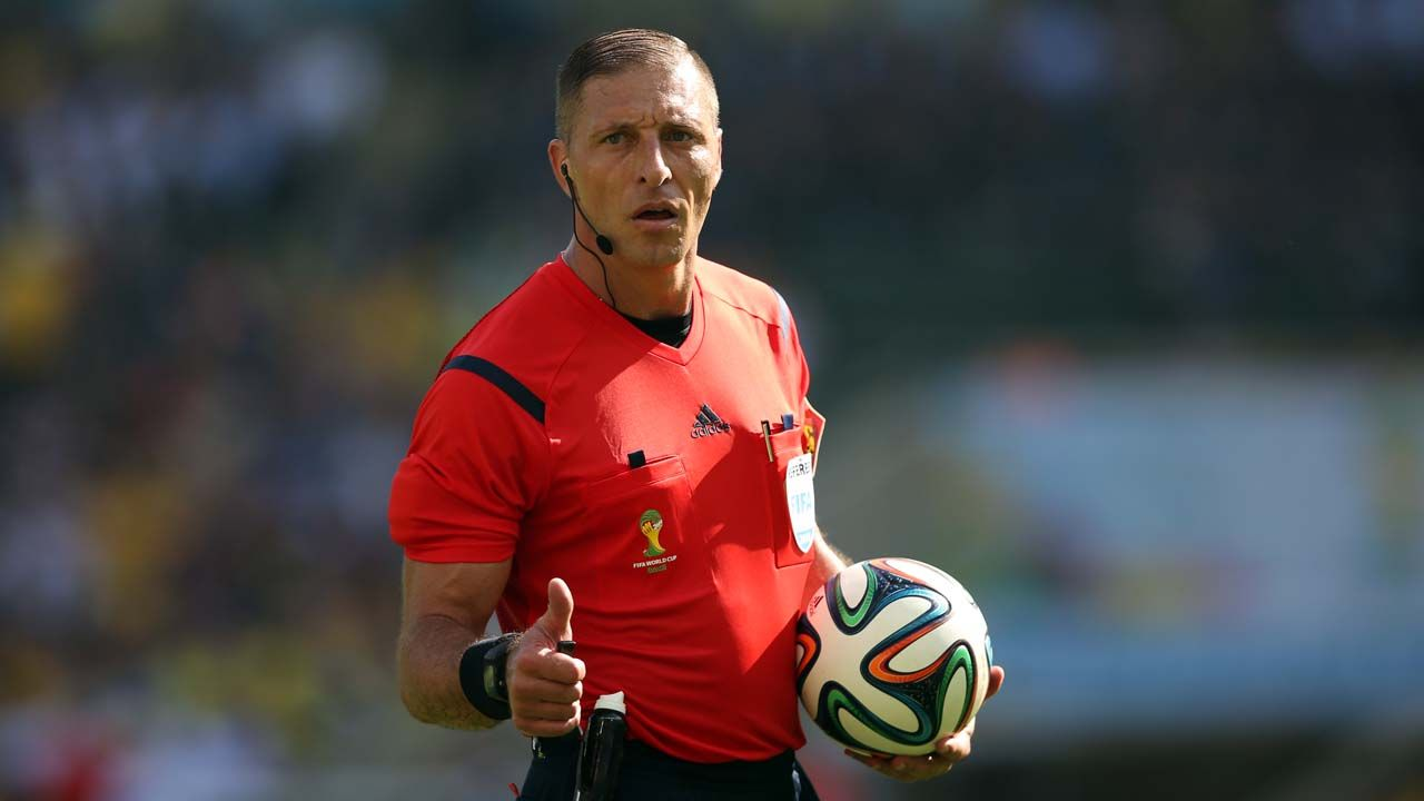 El árbitro argentino Néstor Pitana. Foto: Taringa.net