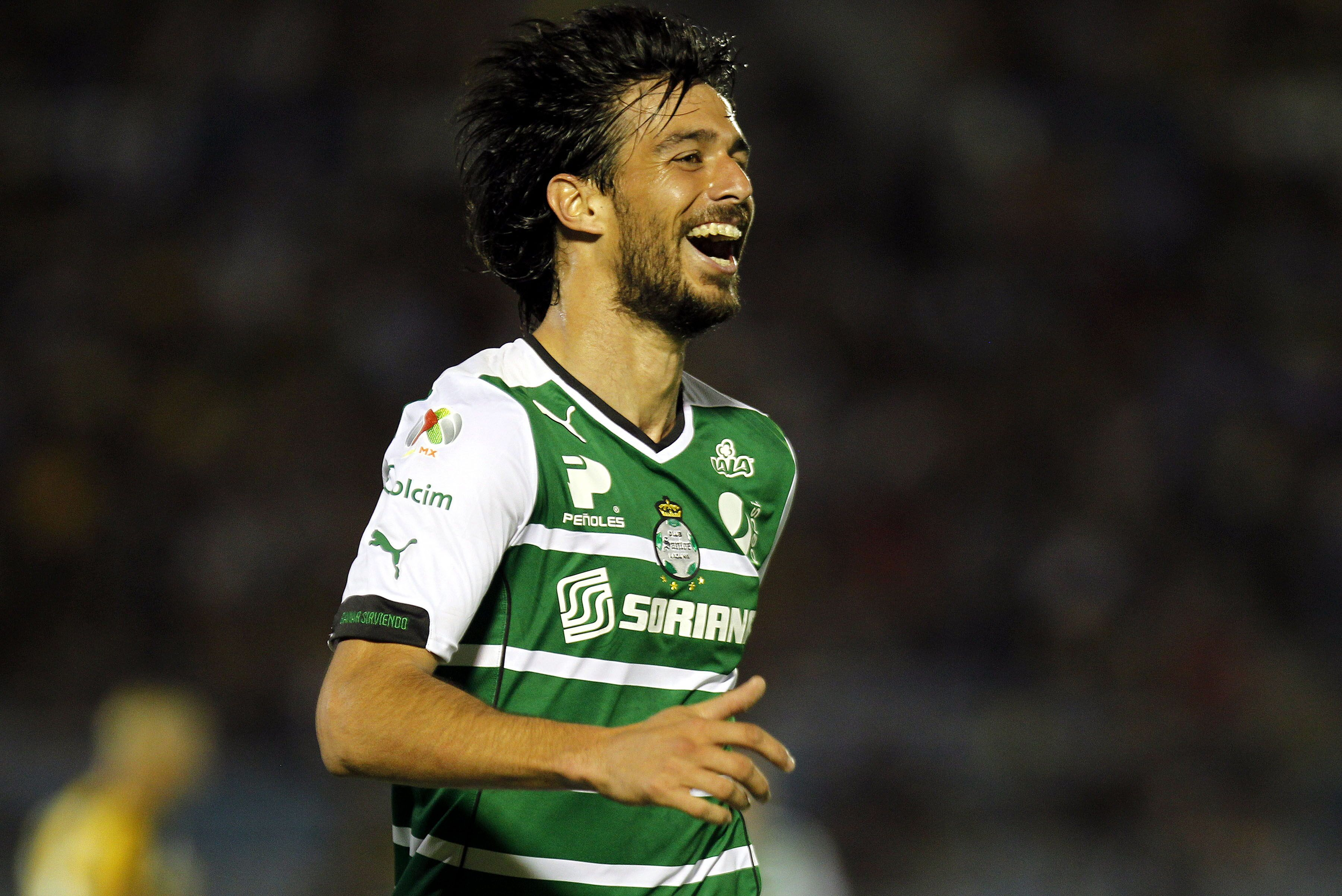 Lacerda llega proveniente del Santos Laguna mexicano. Foto: Goal.com.