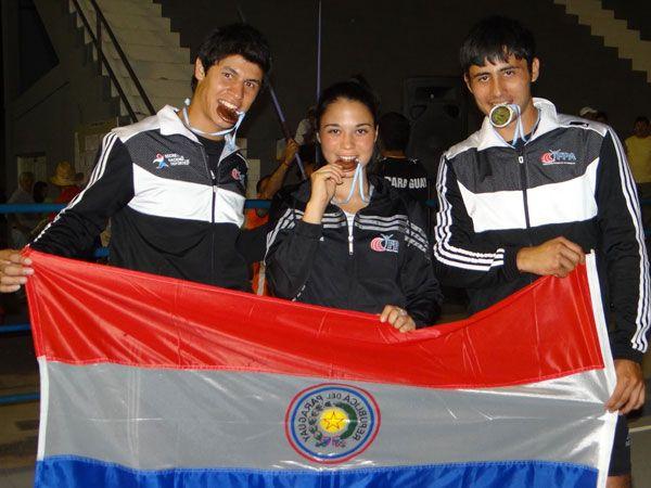 Los medallistas. Fredy Maidana (bronce)