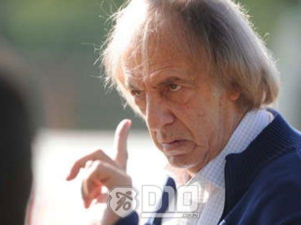 El exseleccionador argentino César Menotti. Foto: Archivo