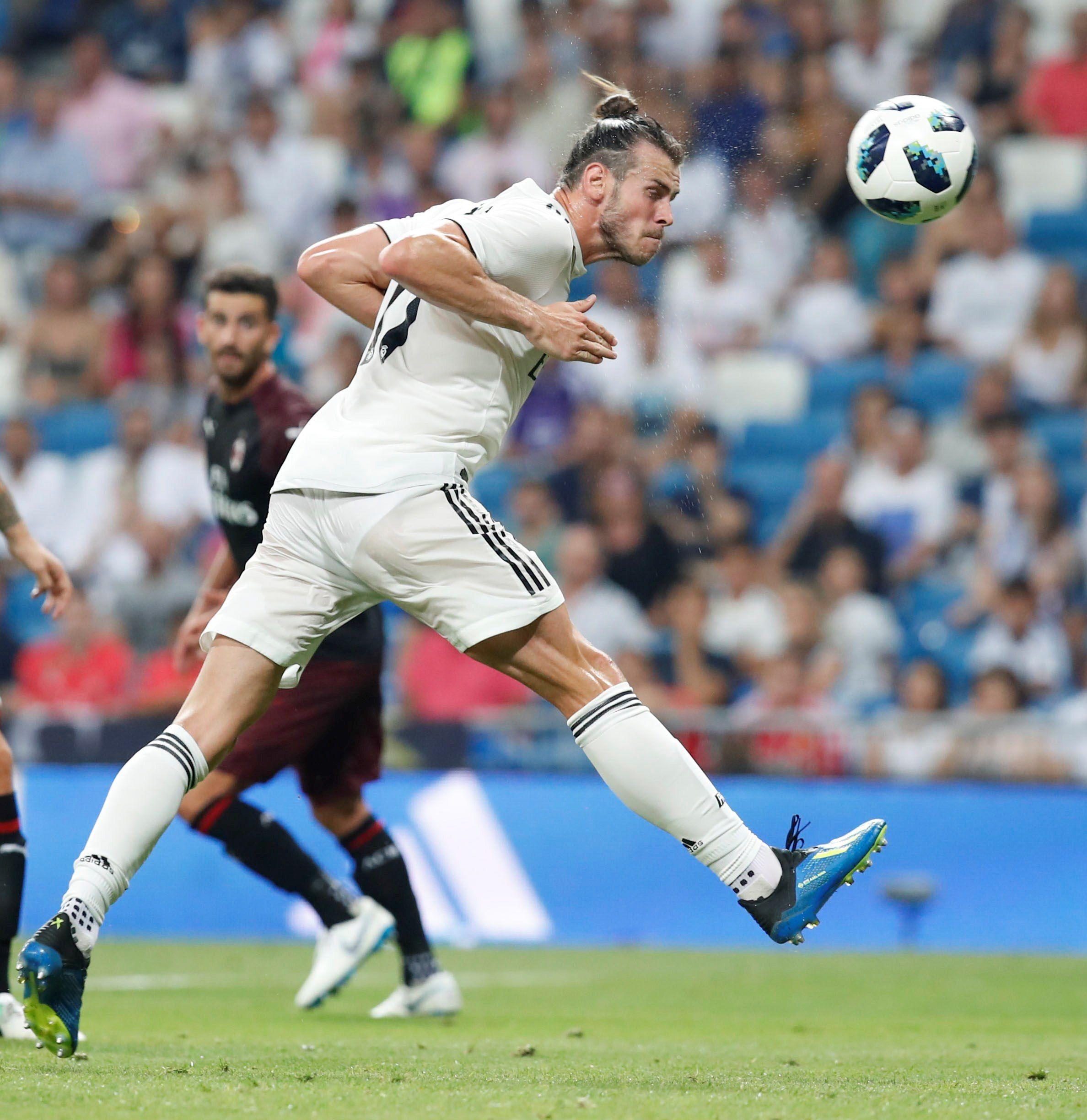 Bale fue la gran figura del Real Madrid. Foto: EFE