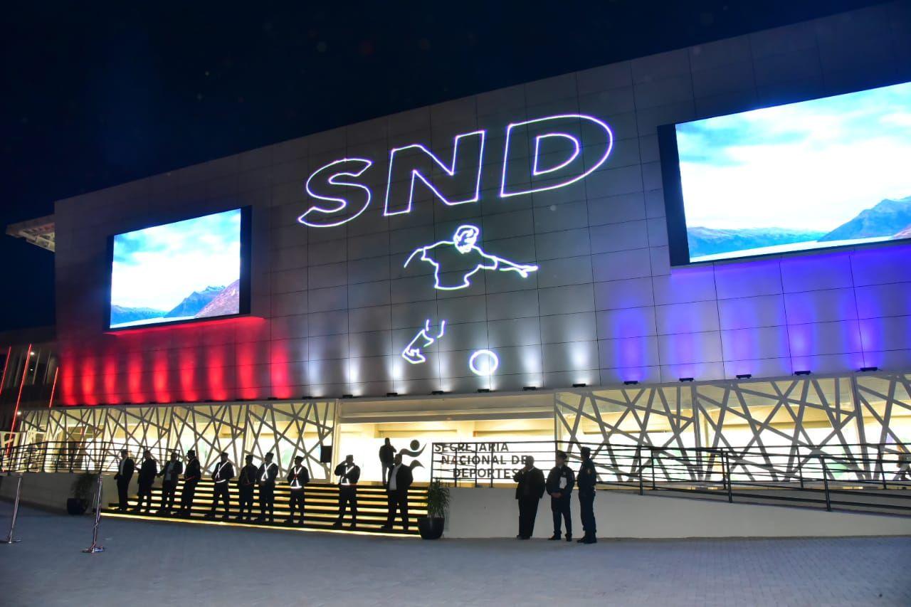 De primer nivel: Imponente apertura de la SND. Foto: Fernando Calistro