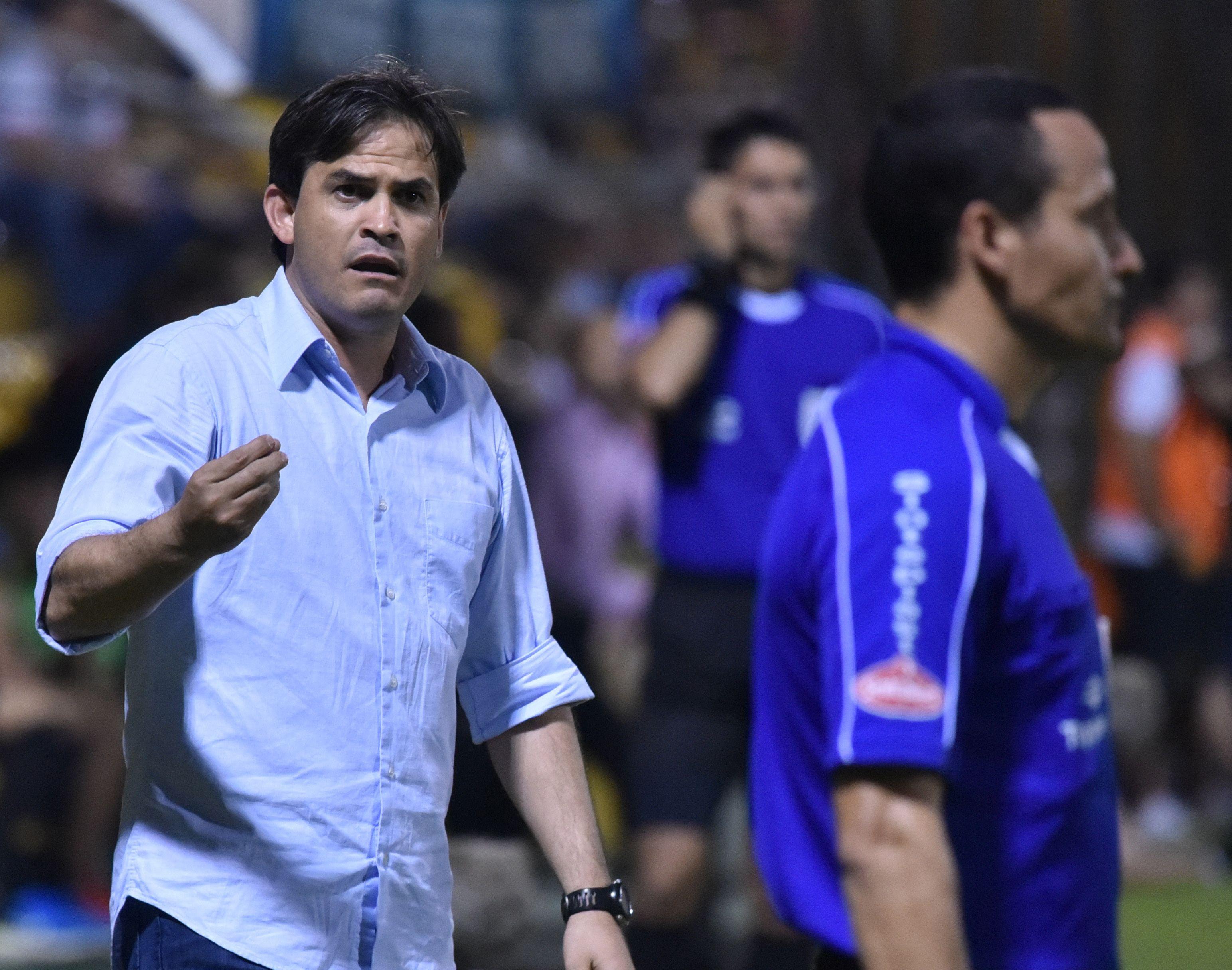 Pequeño problema con la programa de la Copa Paraguay. Foto: Archivo - Última Hora.