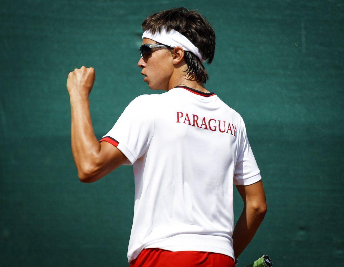 Paraguay venció a España en Mundial U14 de tenis. Foto: Twitter@ITF_Tennis