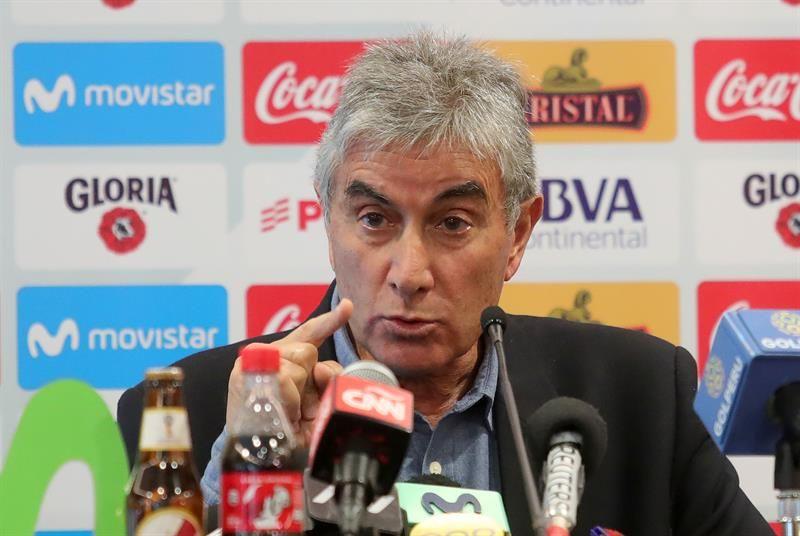 Perú quiere la continuidad de Ricardo Gareca. Foto: EFE