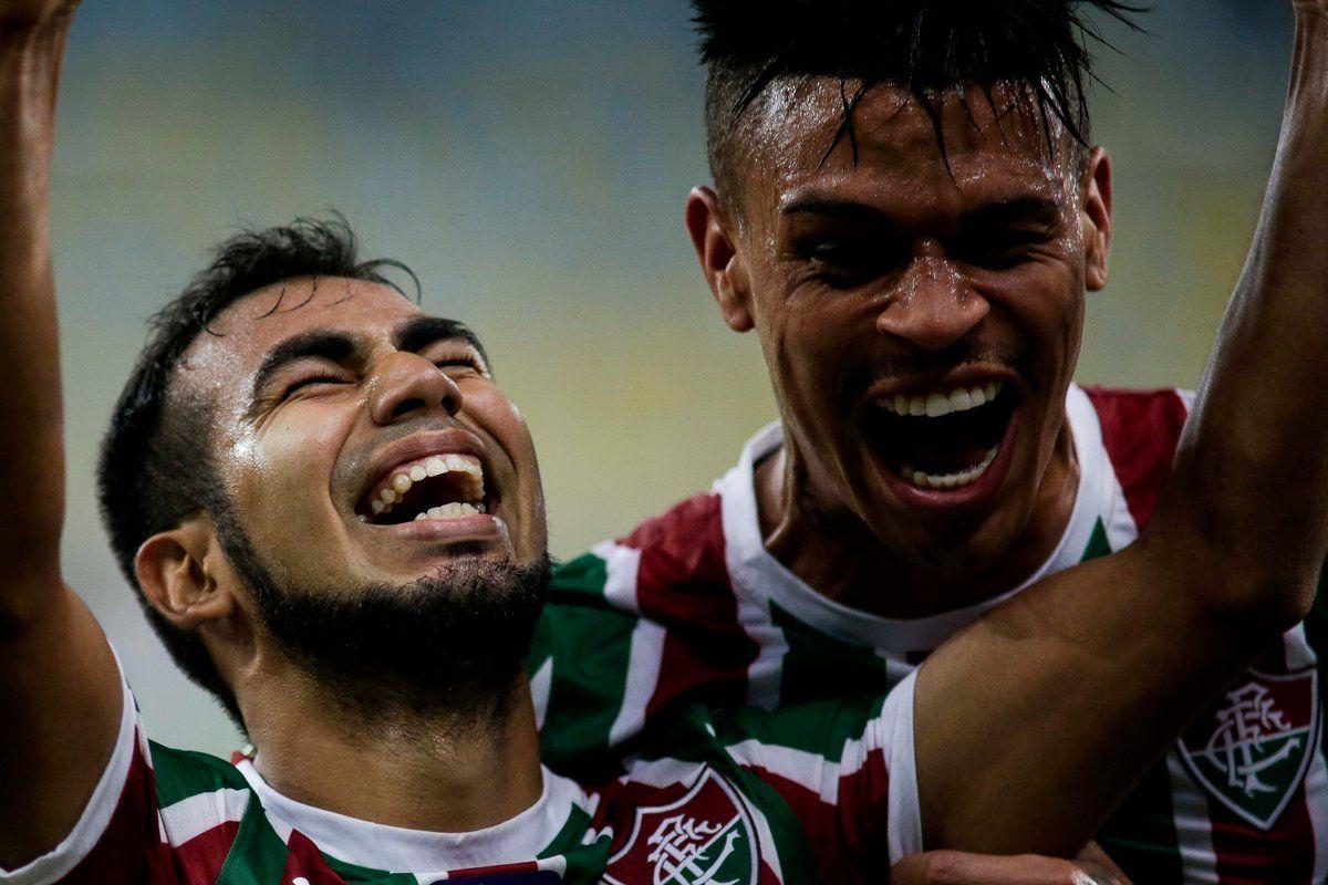 Júnior Sornoza marcó un gol olímpico. Foto: @CONMEBOL