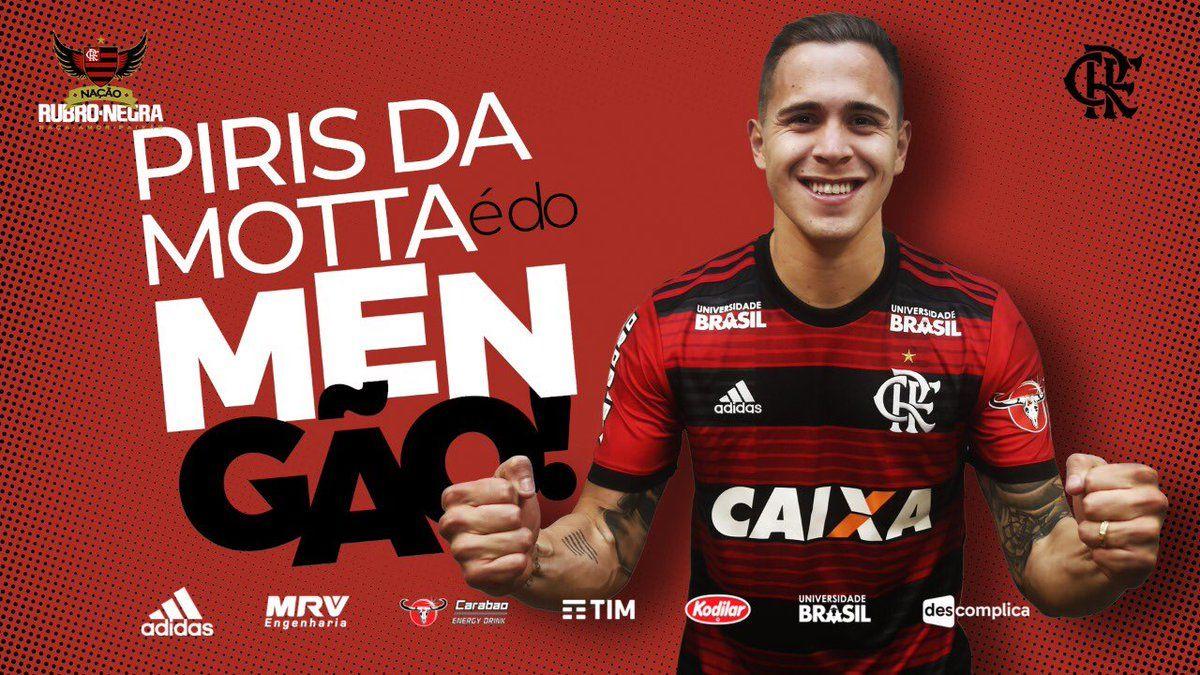 Imagen: @Flamengo