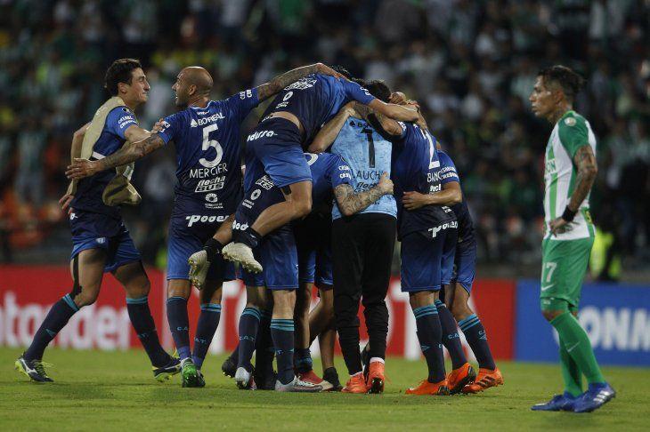 Tucumán avanzó a cuartos por primera vez.