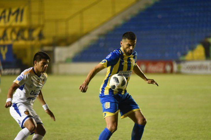 Santiago Salcedo está a un gol de alcanzar el récord.