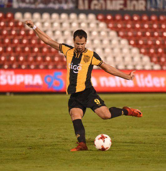 Pablo Velázquez se reintegró a Guaraní.