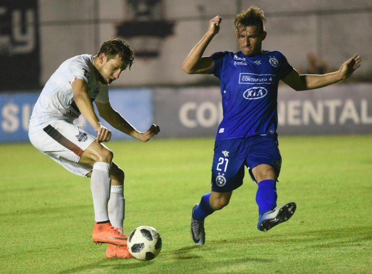 Enrique Borja jugará en Argentina.
