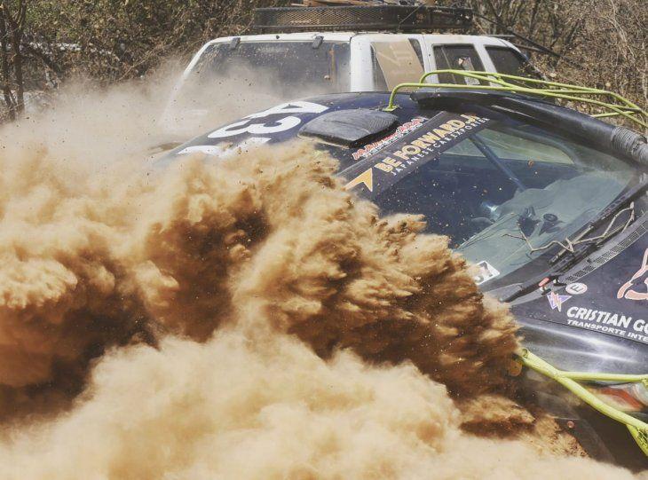 El Rally del Chaco entra en su etapa decisiva.