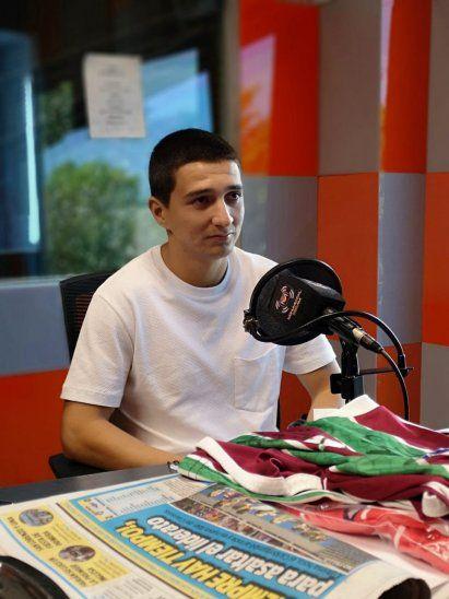 Alex Cáceres resurgió en el Rayadito.