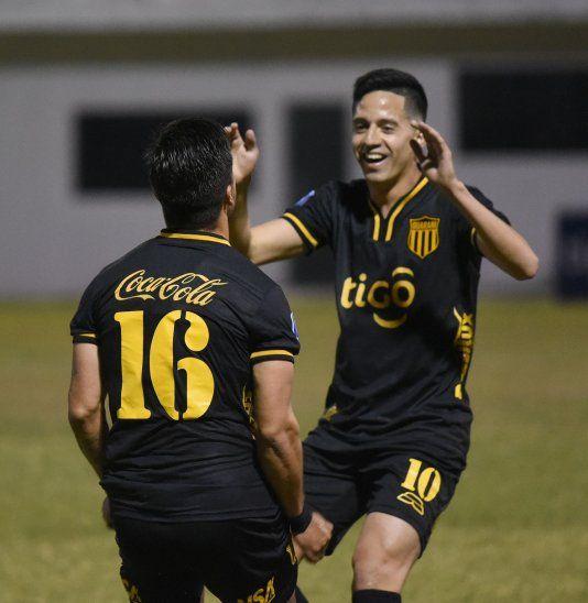 Guaraní mide a Caaguazú por Copa Paraguay.
