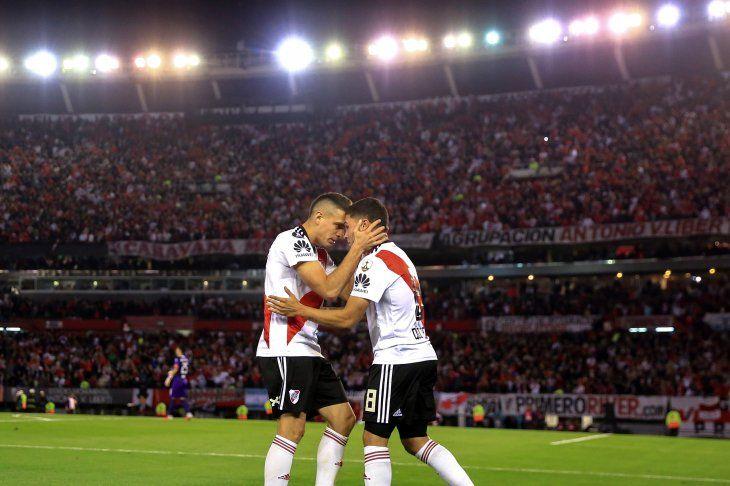 River es semifinalista de la Conmebol Libertadores 2018.