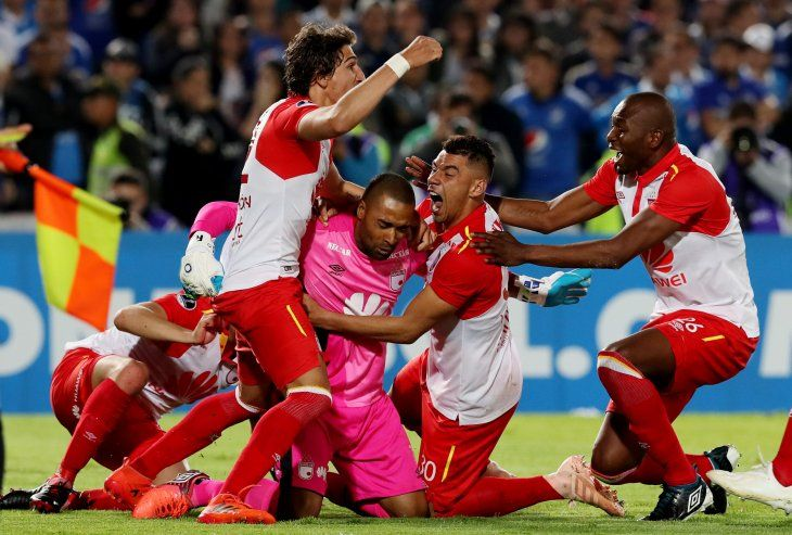 Santa Fe avanzó a los cuartos de final.