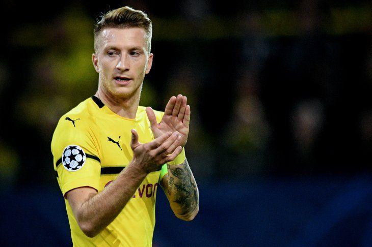Dortmund cumple con creces ante el Mónaco.