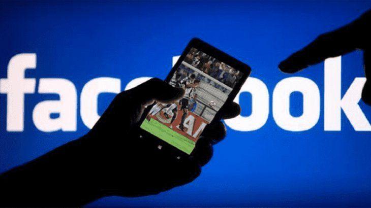 Facebook transmitirá la Copa Libertadores.