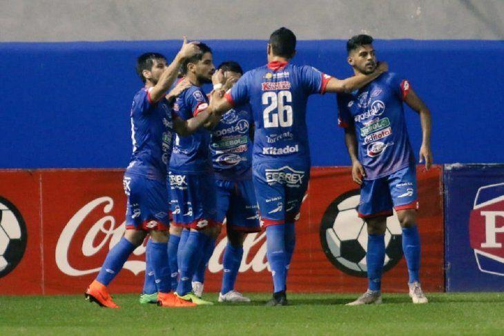Independiente festejó a lo grande en Barrio Obrero.