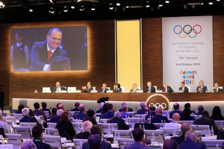 El COI elige a nueve nuevos miembros