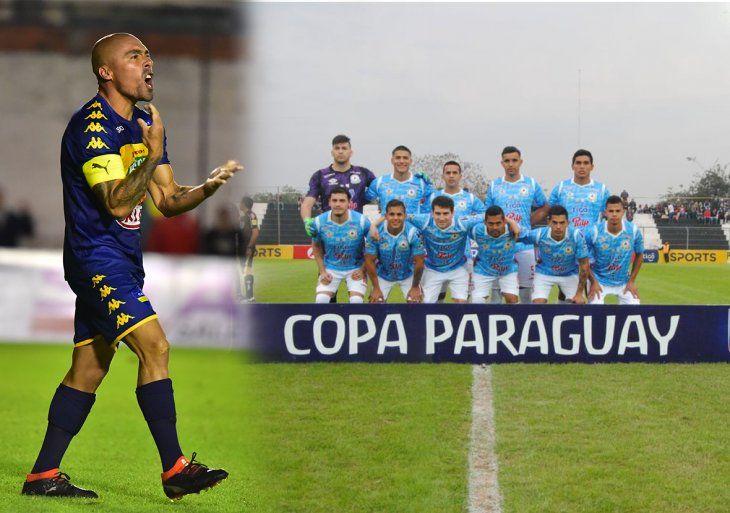 El drama de los equipos de ascenso para competir en la Copa Paraguay.