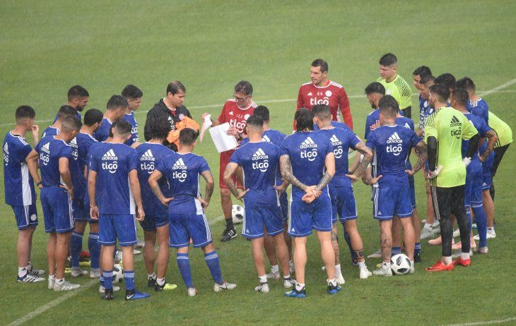 La Selección Paraguaya jugará amistoso el 20 de noviembre.