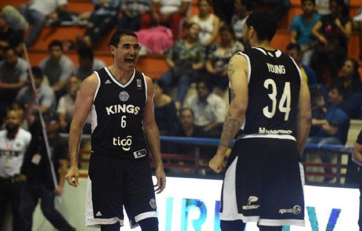 Olimpia Kings buscará el pase a la final con su gente.