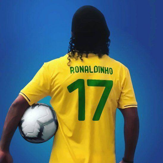 Imagen publicada en la cuenta del futbolista.