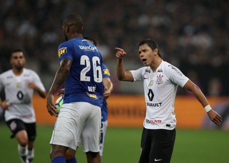 De Arrascaeta le dio la sexta Copa de Brasil a Cruzeiro