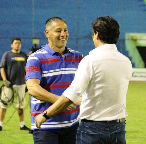 Cambio de timón en el Deportivo Capiatá.