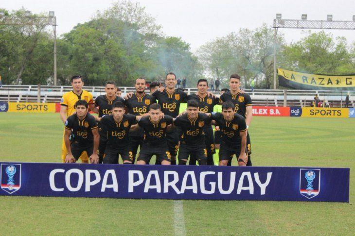 El Legendario mide a Capiatá por Copa Paraguay.