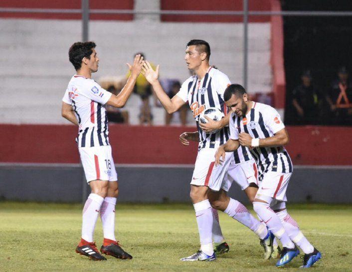 El Guma venció a Independiente el lunes.