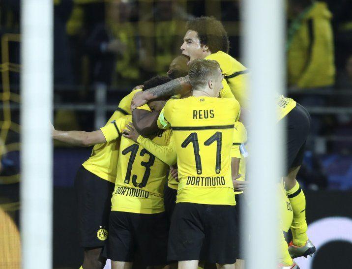 El Dortmund goleó al Atlético de Simeone.
