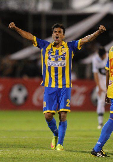 Irrazábal había marcado un gol olímpico en aquella oportunidad.