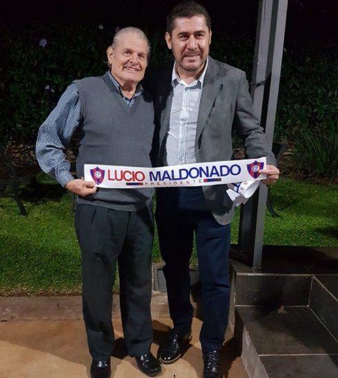 Lucio Maldonado (d)
