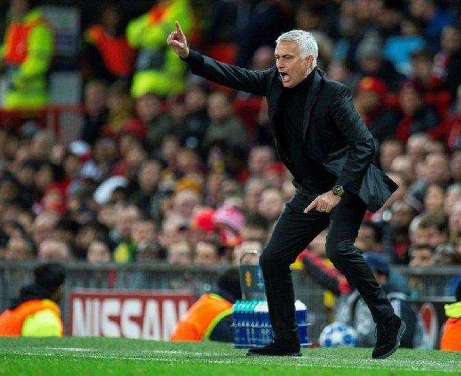Mourinho podría ser una opción para el Benfica.
