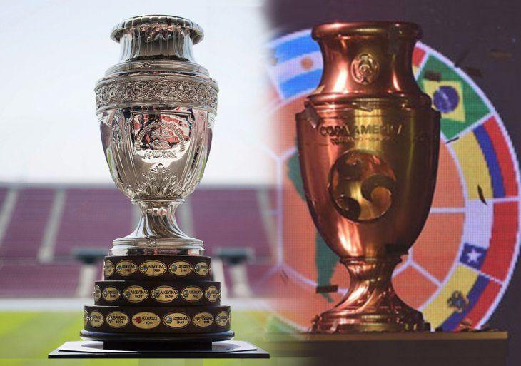 La Copa América se disputará desde el 2020 cada cuatro años.