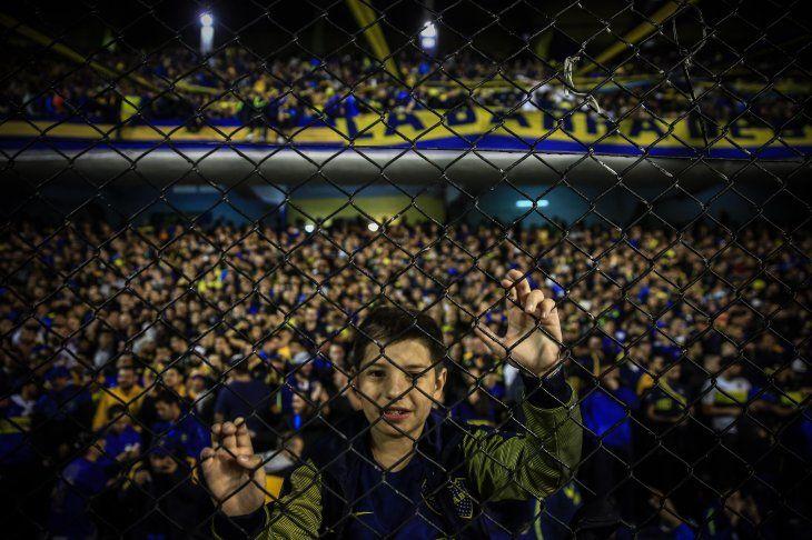 Los hinchas de Boca Juniors agotaron entradas.