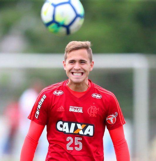 Crucial. Flamengo