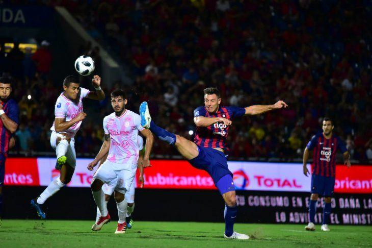 Un empate con sabor a triunfo para Cerro Porteño